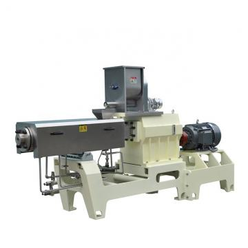 Long performance and durable Fry snacks pellet fried snack chips making machine