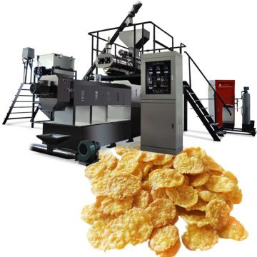 New style Corn Flakes Breakfast Cereals Machine Food maker