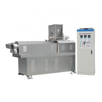 Double Extruder to Produce Crispy Corn Flakes Cereal Snaks Food Ce Certificated