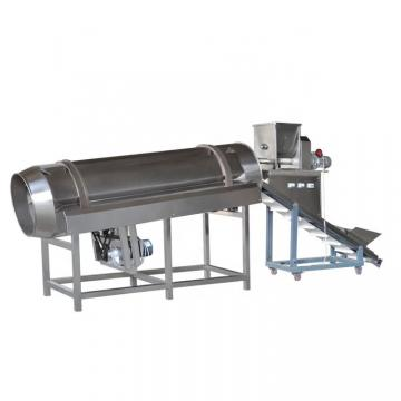 Full Automatic New Condition Fried Snack Pellet Food Making Equipment Machine