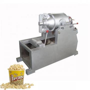 Puffed rice corn snacks making machine