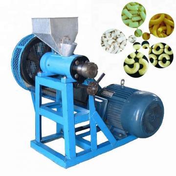 Corn Maize Rice Grain Snack Puffing Machine