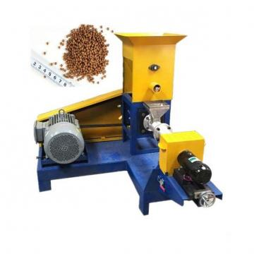 Wet Type Fish Feed Production Machine , Animal Feed Pellet Mill One Year Warranty