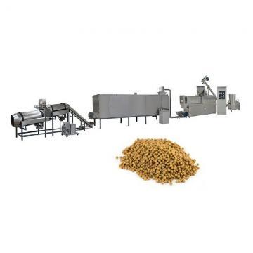 Professional Fish Feed Making Machine , Floating Fish Feed Machine Temperature Adjustable