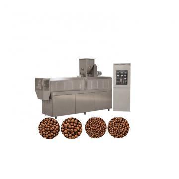 Large Capacity fish feed extruder machine , floating fish feed pellet making machine