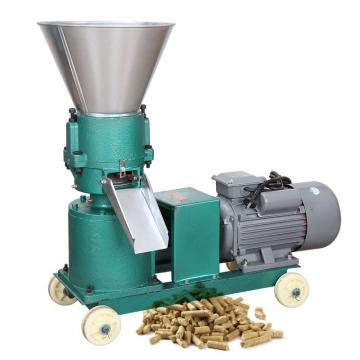 Steam Cooking Fish Feed Pellet Extruding Machine