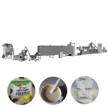 Nutritional Flour Baby Food Processing Equipment Instant Porridge Cereal Powder