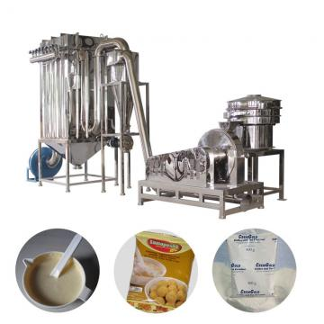 Baby Rice Powder Processing Line/Nutritional Baby Food Machinery/instant baby food machine