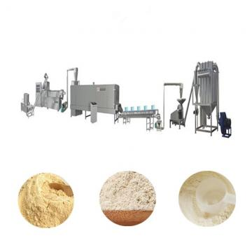 Baby Food Nutritional Rice Powder Flour Instant Porridge Processing Machine
