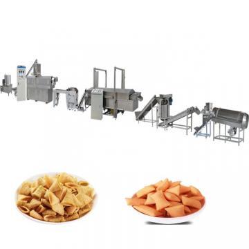Fried 2d 3d snack pellets papad making machine/production line