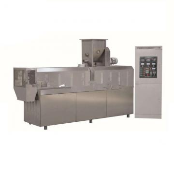 Pellet frying line factory price small snack making machine