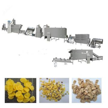 Fully Automatic nutritious breakfast cereal corn flakes/chips maker/ manufacturing plant