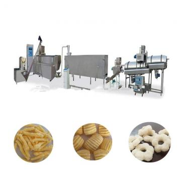 Cereal Corn Flakes Maker / Automatic Breakfast Cereal Making Machine