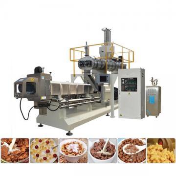 Breakfast Snack Processing Machine Cereals Cocoa Corn Flakes Maker