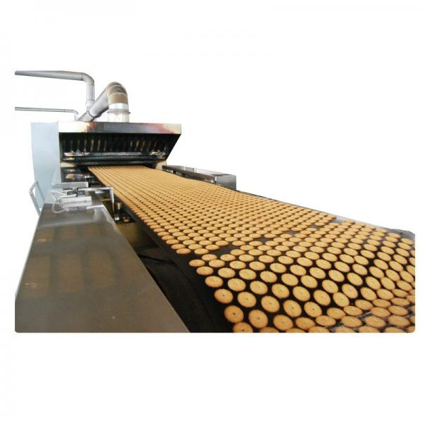 Automatic Hard and Soft Biscuit Making Machine #2 image