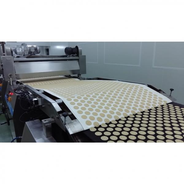 Automatic Hard Biscuit Making Machine New Design Biscuit Rotary Cutter Machine #1 image