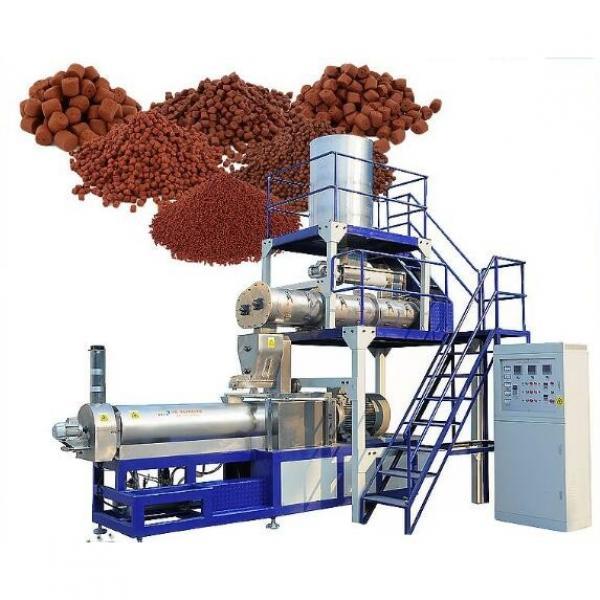 Large Capacity fish feed extruder machine , floating fish feed pellet making machine #2 image